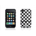 Griffin Elan Form Etch Chess White/Black for iPhone 3G, 3GS (GB01475)